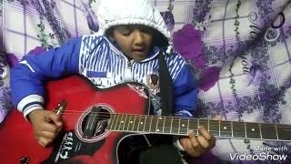 Bandy hai hum Guitar lesson by Vinayak Mishra