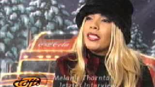 Melanie Thornton - Report from German TV (December 3rd, 2001)
