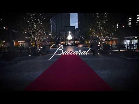 Baccarat Lights Up Tokyo