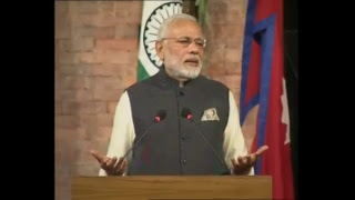 LIVE: PM Modi, Oli joint press conference