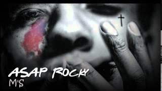 ASAP Rocky-M'S feat Lil Wayne (with Lyrics)