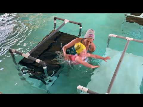 Mia's First Swim Class!!! Disaster Or Triumph? Watch!! - Perez Hilton