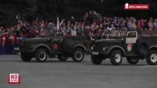 Репетиция Парада Победы 2016