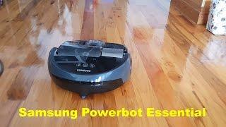 Samsung Powerbot Essential Robotic Vacuum Review [VR2AJ9020UG]
