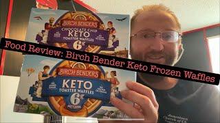 Food Review: Birch Bender Keto Frozen Waffles