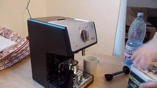 Unboxing Of The DeLonghi ECP35.31 Pump Espressor Coffee Machine Silver Colour