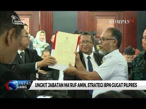 Gugat ke MK, BPN Prabowo-Sandi Yakin Jokowi-Ma'ruf Didiskualifikasi