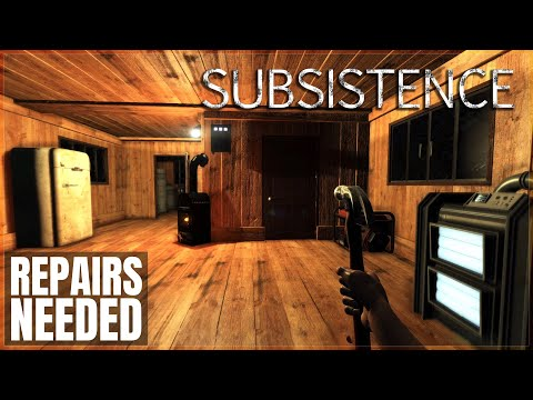 REPAIRS NEEDED | Subsistence | Let's Play Gameplay | S6 32