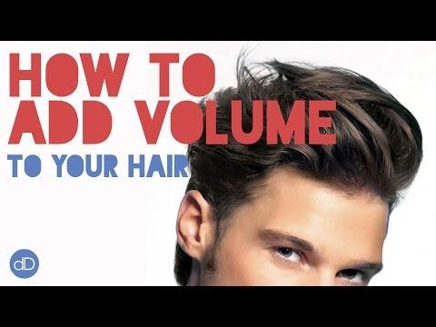 add volume