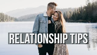 HEALTHY RELATIONSHIP TIPS (5 Tips For Couples)