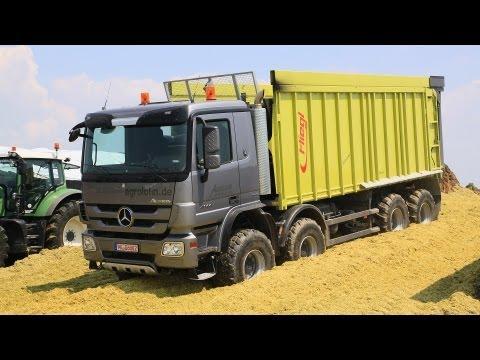 Agrolohn AgroTruck | LKW für die Landwirtschaft