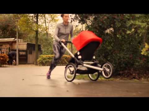 Dannenfelser Kindermöbel GmbH | Kinderwagen BUGABOO JOGGER RUNNER Der Jogging-Kinderwagen in Aktion