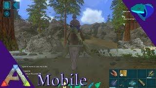 HIGH LEVEL KAPROSUCHUS TAMING! Ark: Mobile [S1:E19]