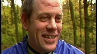 Late TV: Trainen Kwantum wielerploeg in het Kranebroek (1986)