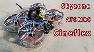 Skyzone AtomRC Cineflex Micro Cinewhoop Review ????