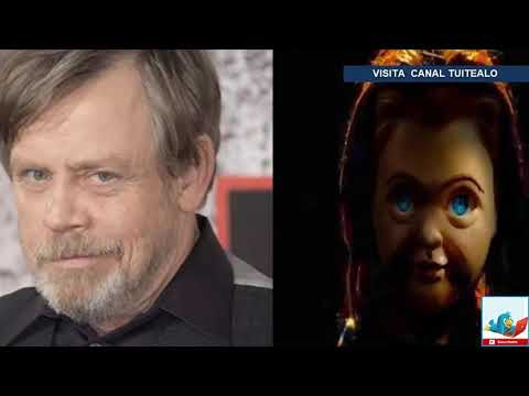 Mark Hamill sera la voz de Chucky en la nueva pelicula Child's Play