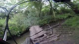preview picture of video 'Epping MTB Trails - Woodford Green to Connaught Waters'