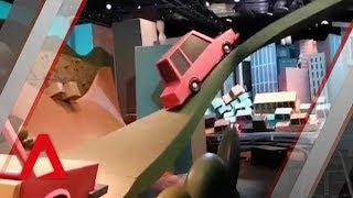 CES 2019: Google's theme park ride - in full