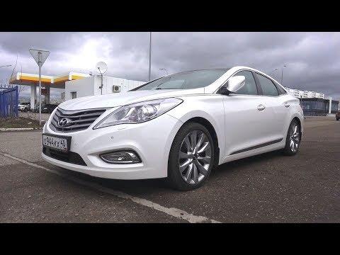Фото к видео: 2012 Hyundai Grandeur 3.0 (250hp). Обзор (интерьер, экстерьер, двигатель).