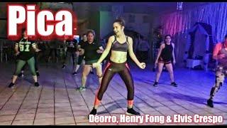 Pica   Deorro, Henry Fong & Elvis Crespo   Cardio Dance Fitness