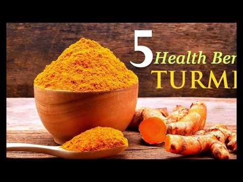 5 Health Benefits of Turmeric | Healthfolks.com