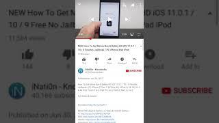 UPDATED: Install Movie Box PRO VIP FREE iOS 12 - 12 2 / 11