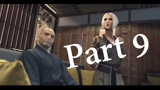 HITMAN Gameplay Walkthrough Part 9 - Situs Inverses - Hitman the complete first season Ps4