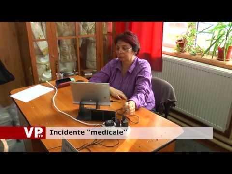 """Incidente """"medicale"""""""