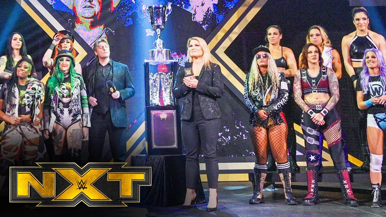 "Beth Phoenix Says NXT's Commentators ""Can Beat Up"" AEW Counterparts"