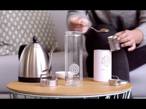 Tree of Tea 2go Bottle - Die richtige Zubereitung