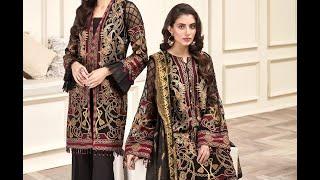 UNBOXING D1 TALISMAN   JAZMIN CHIFFON DRESSES 2020   LATEST CHIFFON SUITS IN PAKISTAN