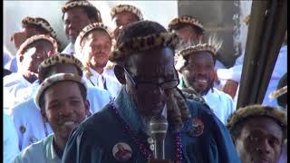 Rev Manqele  Kuyasa Basitshela (manazaretha Ibani Munye)