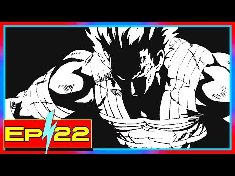Garou's Stand. One Punch Man S2 Episode 10 Review