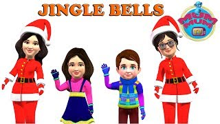 Jingle Bells - Listen to Christmas Music for Kids - Xmas Music | Christian Christmas Songs
