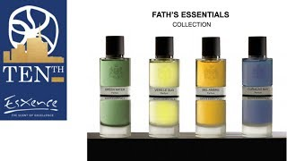 ESXENCE 2018: JACQUES FATH PERFUMES - BRAND OVERVIEW ( PART 1 )