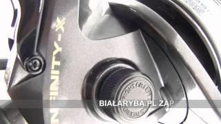 Daiwa infinity x br 5000