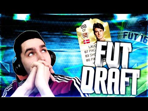 FIFA 16 | FUT DRAFT | ЭМОЦИОНАЛЬНЫЙ ДРАФТЕЦ