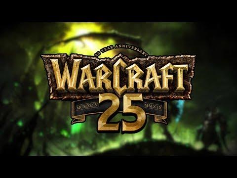 Reakce na 25 let Warcraftu!