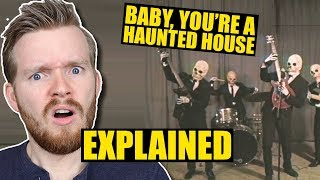 """Gerard Way's """"Baby, You're A Haunted House"""" Lyrics Explained!"""