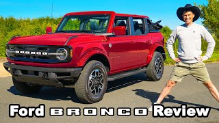 New Ford Bronco review: better than a Land Rover?