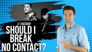 Should I Break The No Contact Rule? (4 Danger Signs)
