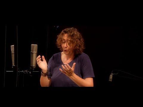 Nathalie Stutzmann records Handel aria