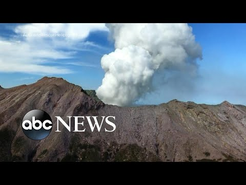 Videos and details from eyewitnesses after deadly volcano eruption l ABC News