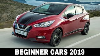 10 New Cars for Beginners in 2019 (Affordable and Compact Models)