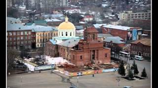 Мой любимый город Воткинск