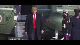 Trump Pardon Bazaar at White House