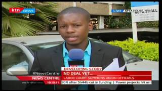News Center 9th December 2016 - [Part 1] -  No deal as Doctors strike continues
