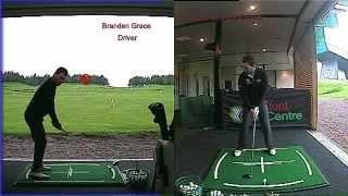 Branden Grace European Tour Player @ Rick Shiels PGA Golf Coach