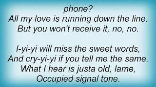 Aqua - Calling You Lyrics