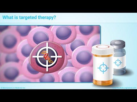 Terapia celowana w niedrobnokomórkowym raku płuc
